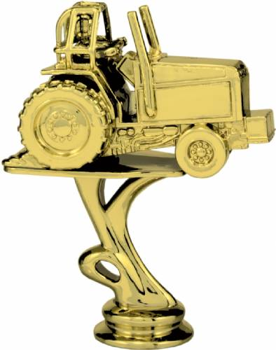 "4 3/4"" Power Tractor Figure"