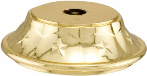 "2 1/4"" Gold Plastic Lid for RP89755"