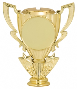 "5"" Insert Holder Cup Style Trophy Riser"