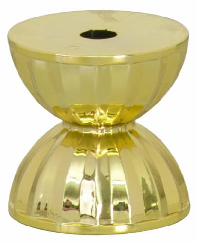 "2"" Gold Hour Glass Stackable Riser"