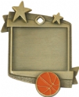 Frame Award Medal - Basketball