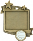 Frame Award Medal - Volleyball