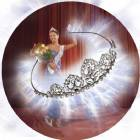 "Beauty Queen 3D Graphic 2"" Insert"