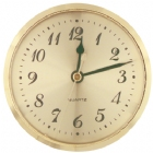Arabic Gold - Face Clock for Plaques and Projects