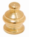 Fancy Gold Trophy Cap Nut
