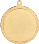 "Bright Finish 2 3/8"" Wreath Insert Holder Medal"