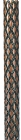 "18"" Wood Trophy Column - Small Diamond"