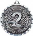 Diamond Cut 2nd Place Medal