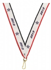 "7/8"" X 32"" 2013 Neck Ribbon with Snap Clip"