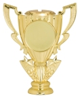 "6"" Insert Holder Cup Style Trophy Riser"