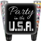 Party in the U.S.A. Engraved Tumbler